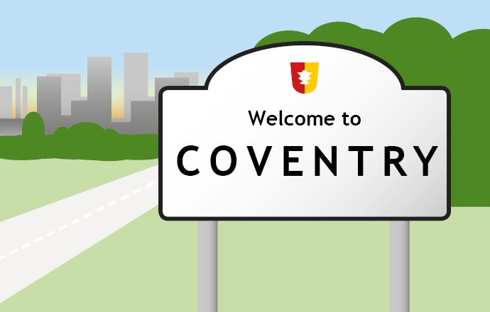 Information evening: Coventry