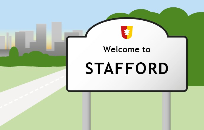 Information evening: Stafford