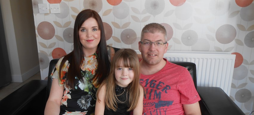 Joanne and Dave's Fostering Story image