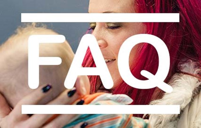 Interested: FAQ  - Can I foster a child if I have a baby?