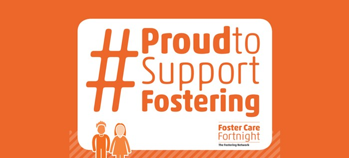 Foster Care Fortnight 2017 image