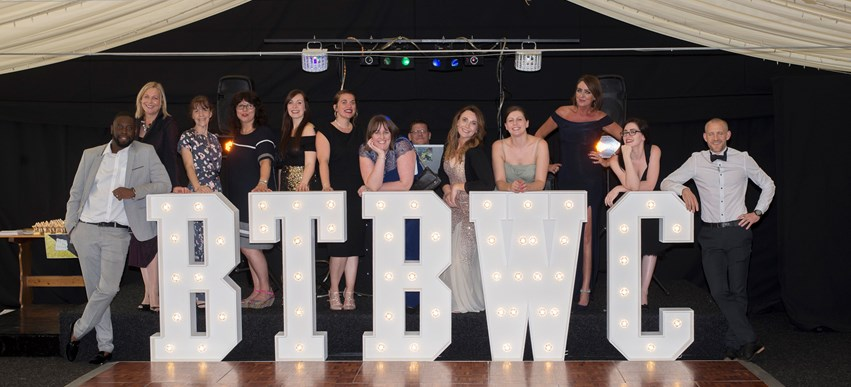 South East region hosts first ever Awards Ceremony for By the Bridge Young People image