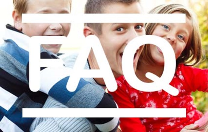 Interested: FAQ  - Does a foster child have to be younger than my own children?